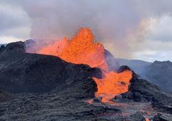Isländischer Vulkan bleibt aktiv