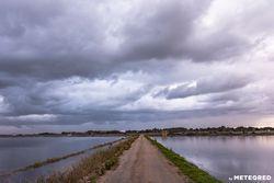 Camino de lluvias y tormentas fuertes en el este peninsular