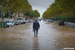 Y después de Leslie... ¿lluvias torrenciales en el litoral mediterráneo?