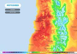 Zona central en alerta por posible ola de calor