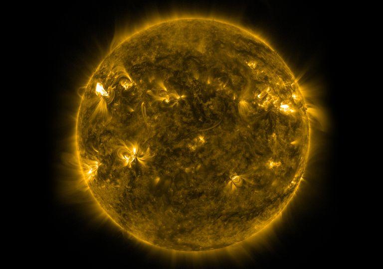 Campo Magnético Solar