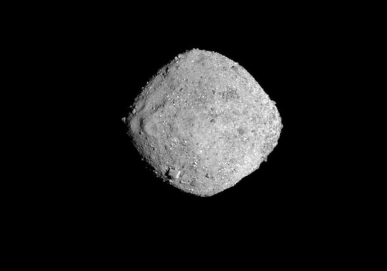 Bennu Asteroide NASA