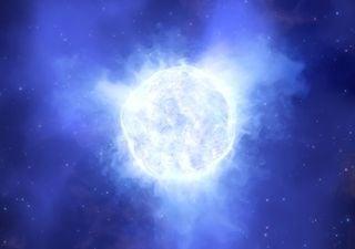 Misterio cósmico: una estrella desapareció repentinamente