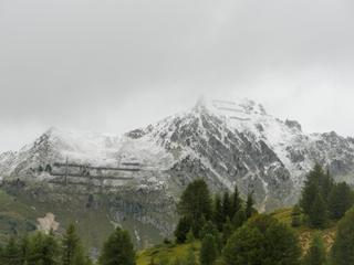 Montagne : les 1ers flocons de neige de la saison sont arrivés !