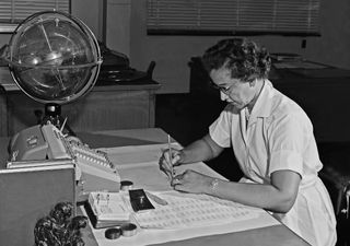 Morre Katherine Johnson, a matemática que levou o homem a Lua