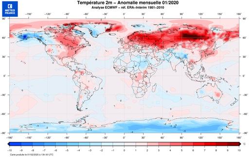Moscú ha tenido el enero más cálido en sus registros
