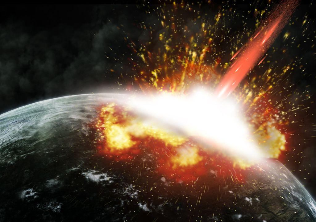NASA, asteroide, estinzione, piano