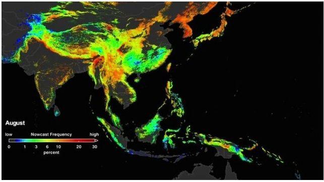 Nasa Modela La Climatología De Los Deslizamientos De Suelo