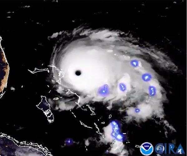 NASA: nuevos métodos para predecir la intensidad de los huracanes
