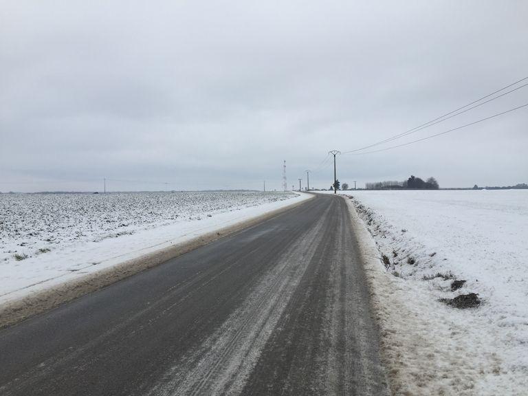 La neige envahira la plaine au cours des prochains jours, provoquant occasionnellement des difficultés de circulation sur le réseau secondaire ...