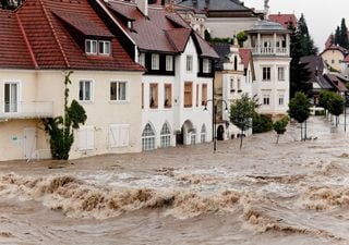 Unwetterfront überrollt Deutschland: Schwere Schäden am Montagabend!