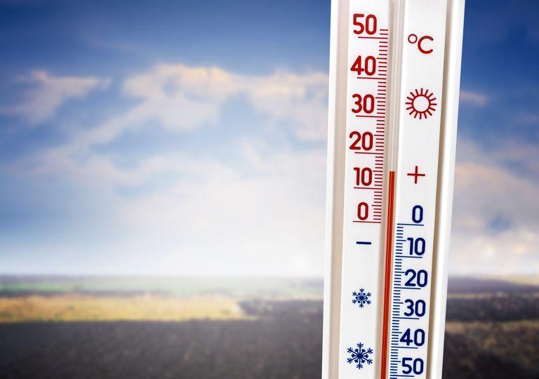 Wärme im November
