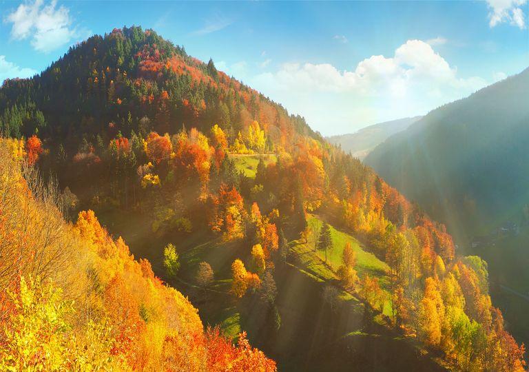 Herbstwetter kommt zurück