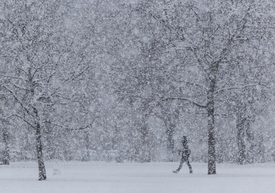 Schon wieder Schnee und Glätte: Der Aprilwinter gibt nicht auf!