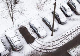 Polarluft bringt die nächste Kältewelle: Wieder Schnee bis runter!