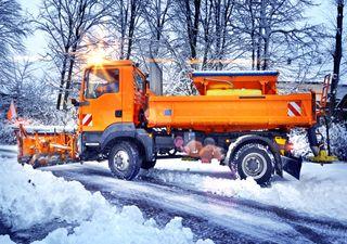 Schneewarnung: Neue Schneefront am Mittwoch - bis 15 cm Neuschnee!