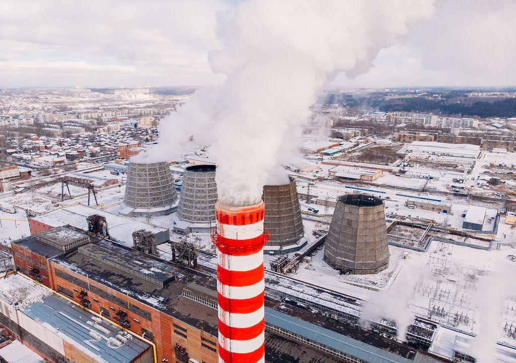 Industrieschnee