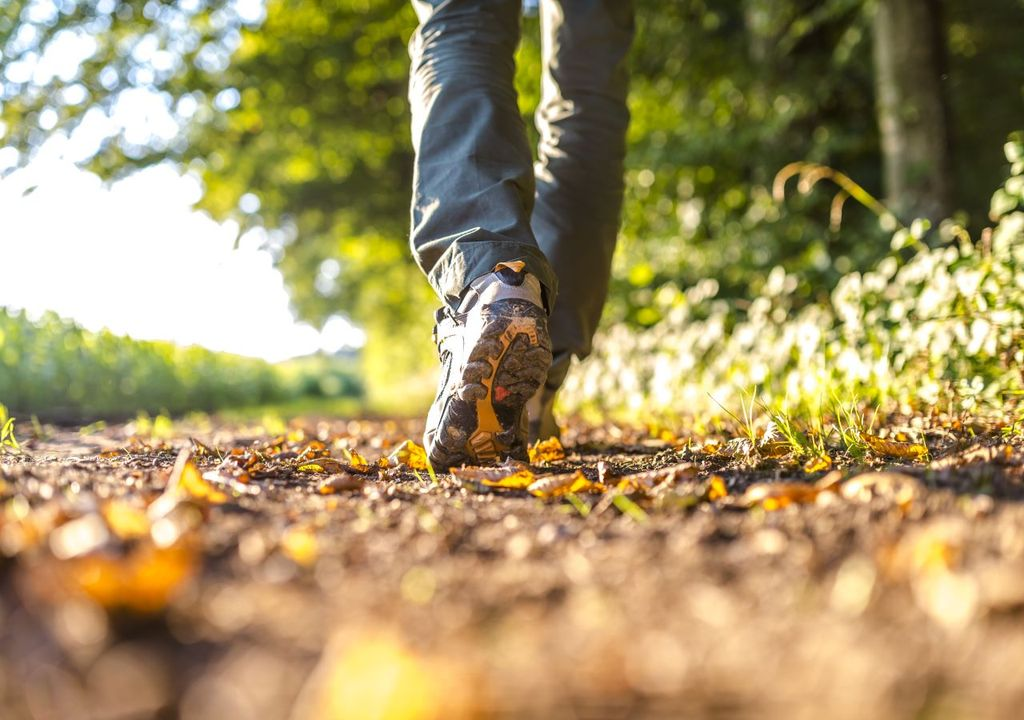 The Slow Ways networks aims to encourage more people to walk between urban areas