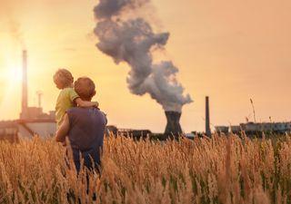 Niños en peligro: la contaminación del aire puede alterar sus genes