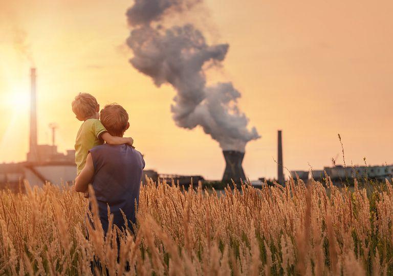Enfermedades por contaminación