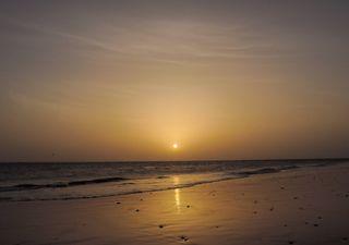 Antes de la DANA, polvo sahariano: supera niveles de riesgo de la OMS