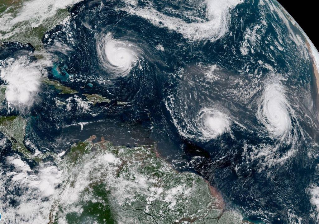 Temporada de furacões 2020