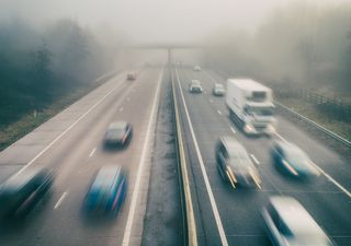 Los riesgos del tiempo de Nochebuena y Navidad: cuidado con la niebla