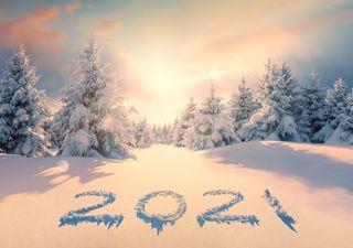 Nochevieja y Año Nuevo con el país congelado, habrá heladas y nieve