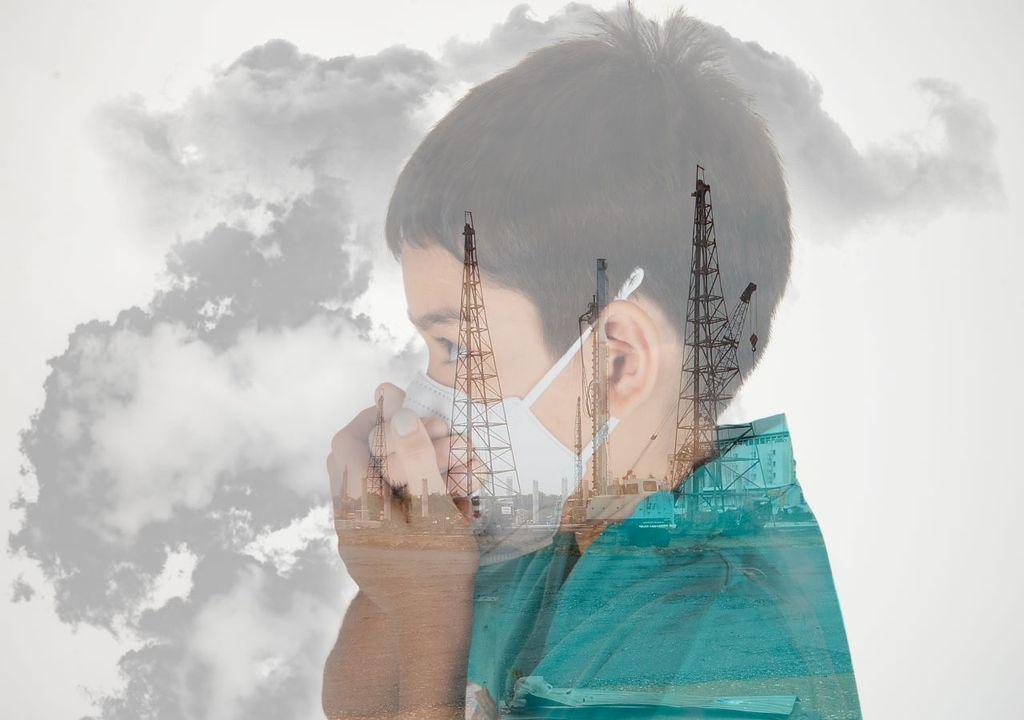 Contaminación de aire y salud