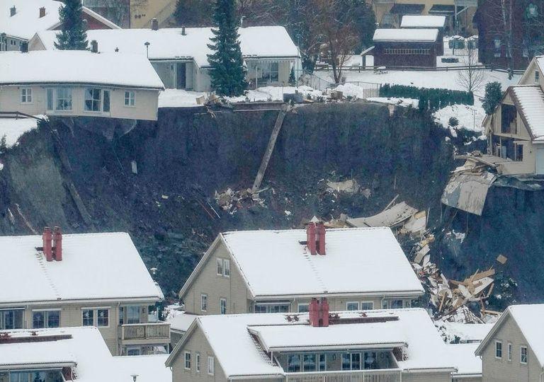 avalancha Noruega