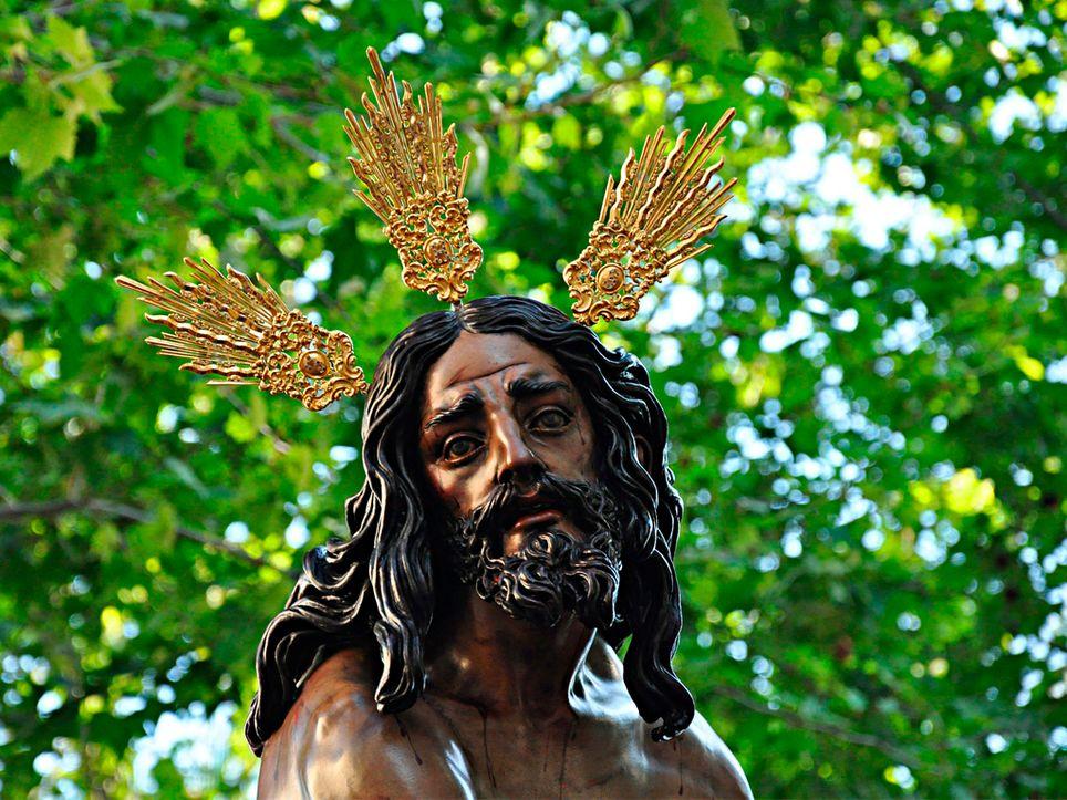 Cristo en Semana Santa