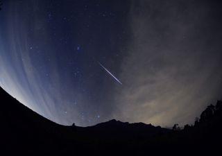 Lluvia de estrellas eta acuáridas, ¿cuándo es y dónde hay que mirar?