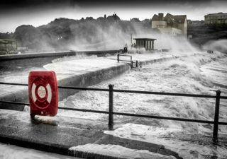 Nova tempestade a caminho das Ilhas Britânicas