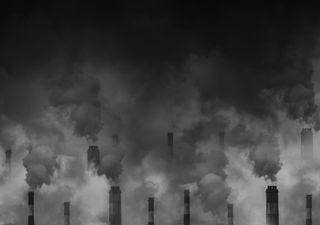 Novo recorde dos níveis de dióxido de carbono na atmosfera