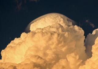 Nubes 'accesorias': las nubes que decoran