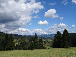 Nubes de evolución diurna