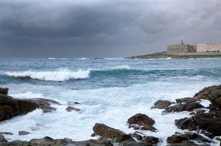 ¿Cómo se notarán las borrascas atlánticas este fin de semana por aquí?