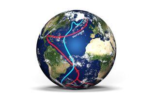 Le Gulf Stream, ce courant qui régule le climat européen, faiblit