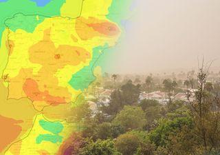 """Expertos avisan: """"el polvo sahariano supondrá un riesgo para la salud"""""""