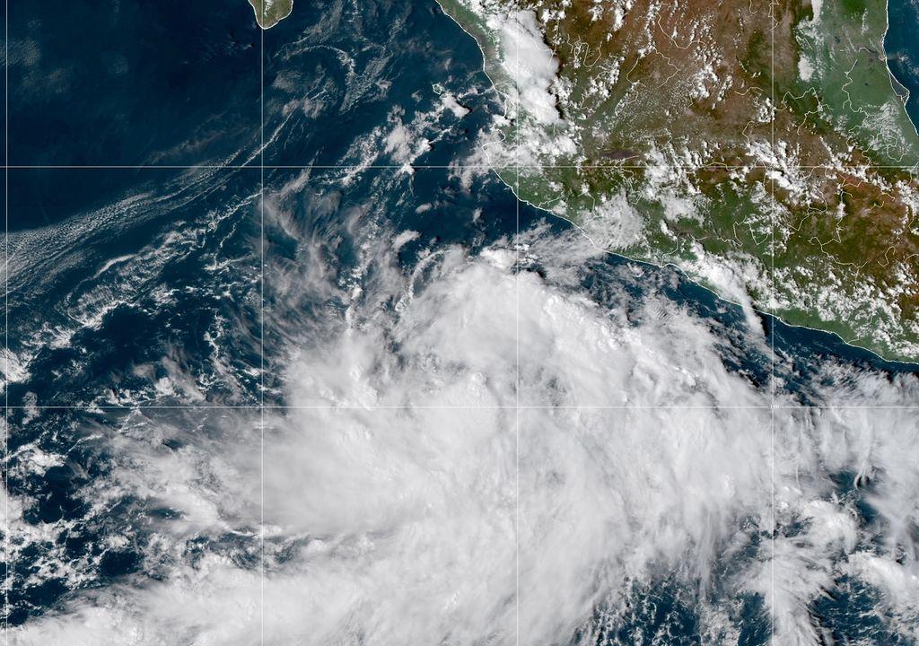 Tormenta tropical Pamela, próximo huracán