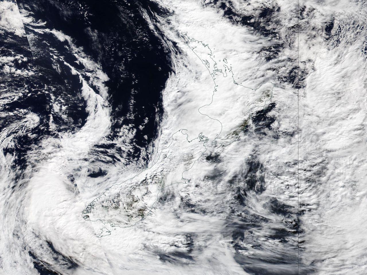 Nueva Zelanda, bancos e impacto climático