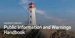 Nuevas guías nacionales para información pública y advertencias - Instituto Australiano para la Resiliencia ante Desastres