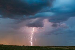 ¡Nuevas tormentas fuertes! La DANA continuará hasta el fin de semana