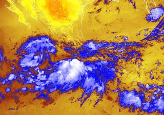 Nuevo ciclón tropical frente a costas del Pacífico sur mexicano