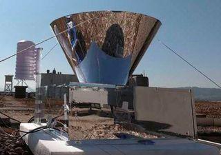 Novo condensador extrai água da atmosfera 24 horas por dia