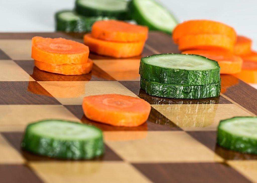 Ajedrez vegetal