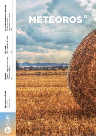 Nuevo número de Meteoros, la revista de meteorología del SMNA