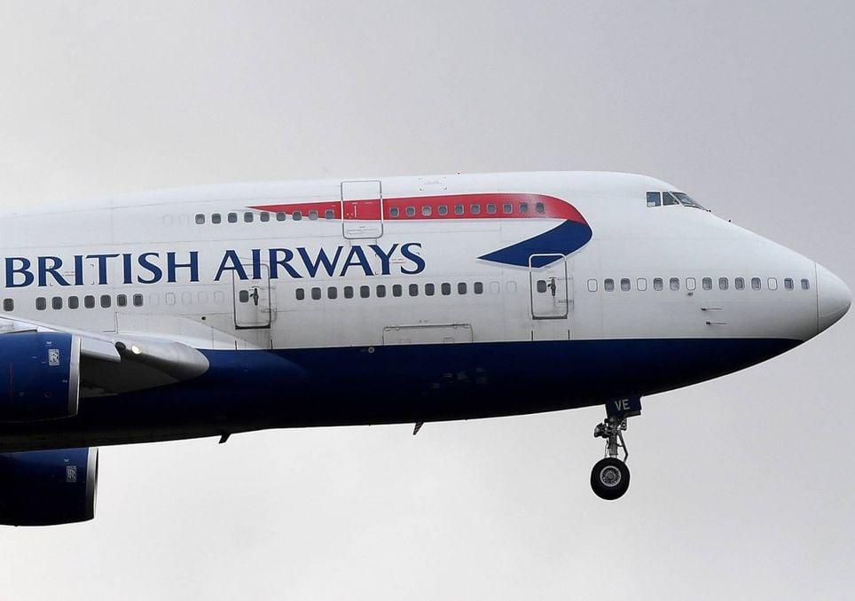 British Airways vuelo récord Nueva York Londres