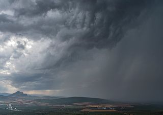 Numerosas tormentas y lluvias torrenciales que irán remitiendo