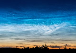 Nuvens noctilucentes em Portugal: relação com alterações climáticas?